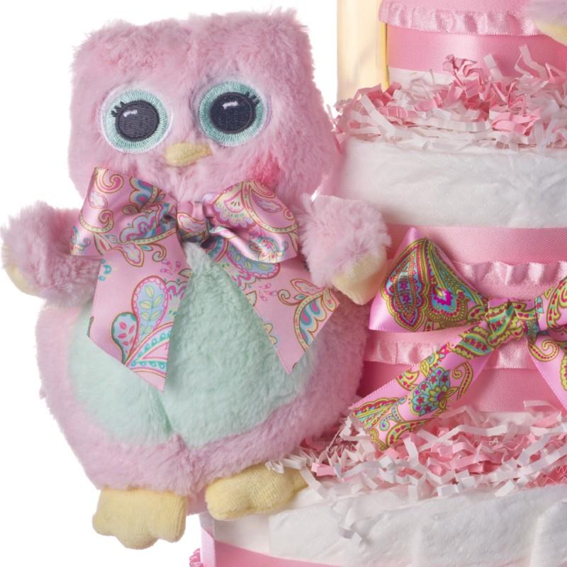 Owl Plush Toy Large