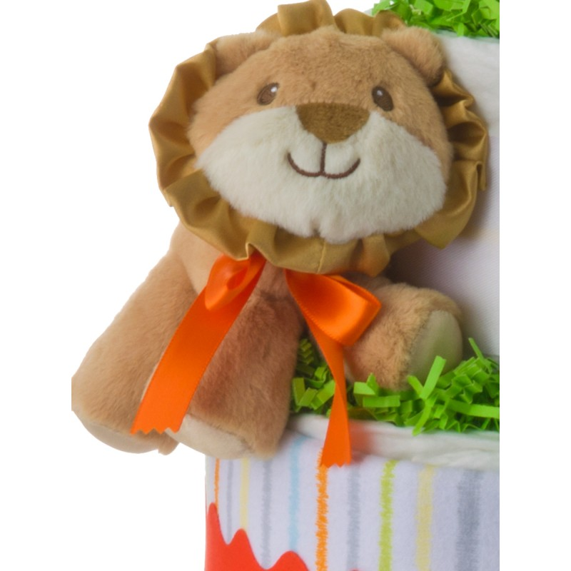 Leo Lion Plush Toy