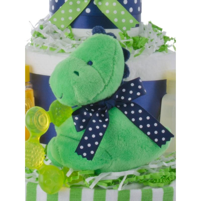 Lil Dino Plush Baby Toy