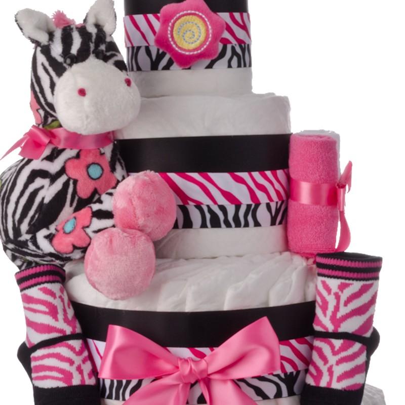 Lil' Zebra Plush Toy