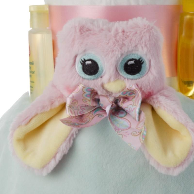 Owl Plush Toy