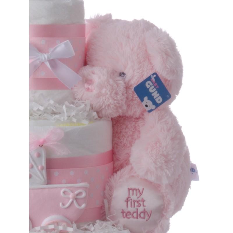 Baby Gund My First Teddy Plush Toy