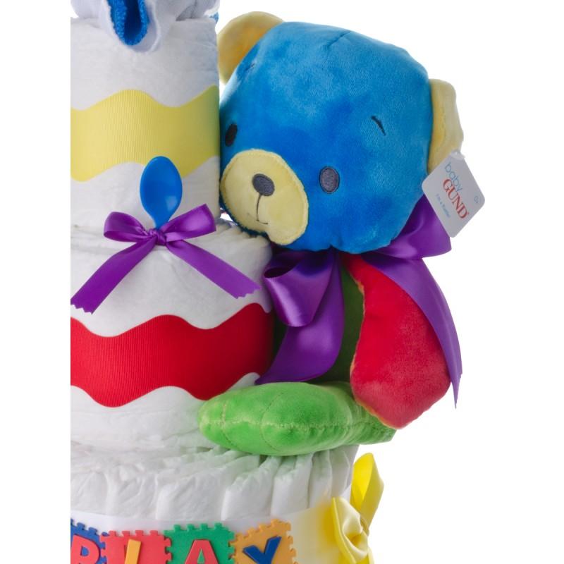 Gund Brand Playtime Bear Plush Toy