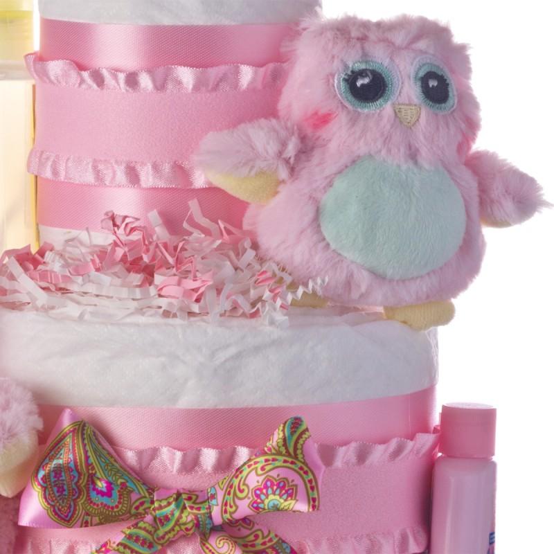 Owl Plush Toy Small