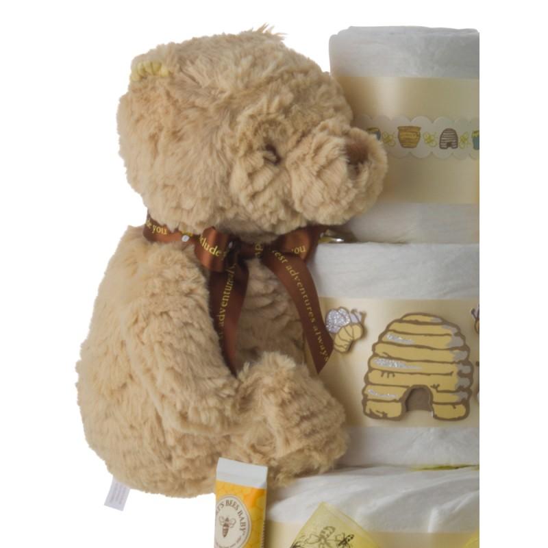 Classic Winnie the Pooh Plush Toy