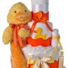Gund Fuzzy Duck Plush Toy